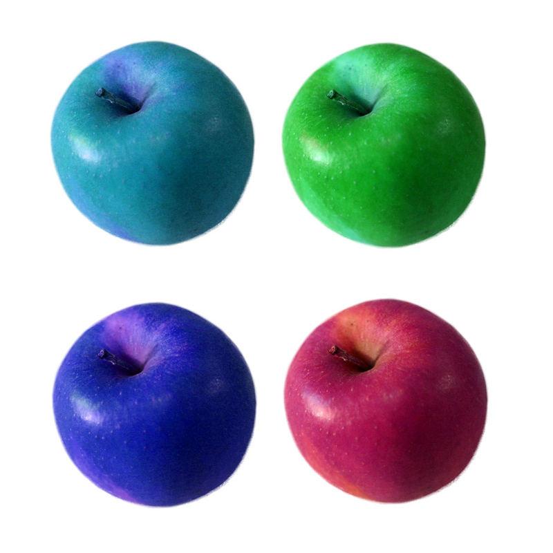 4 Äpfel