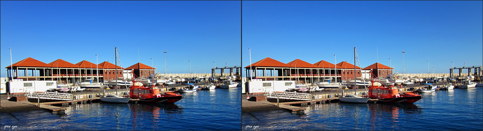 4. _ Am Hafen _ San Sebastian / La Comera _ X View _