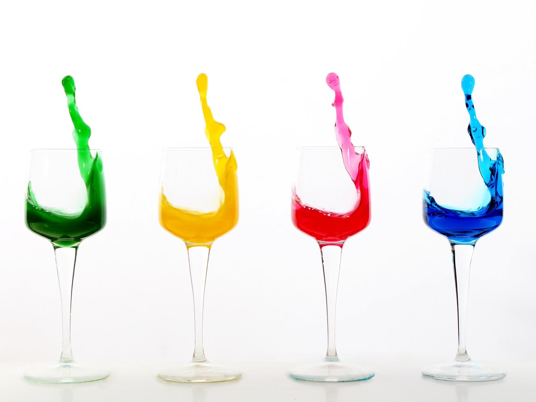 4 - Farben Splash