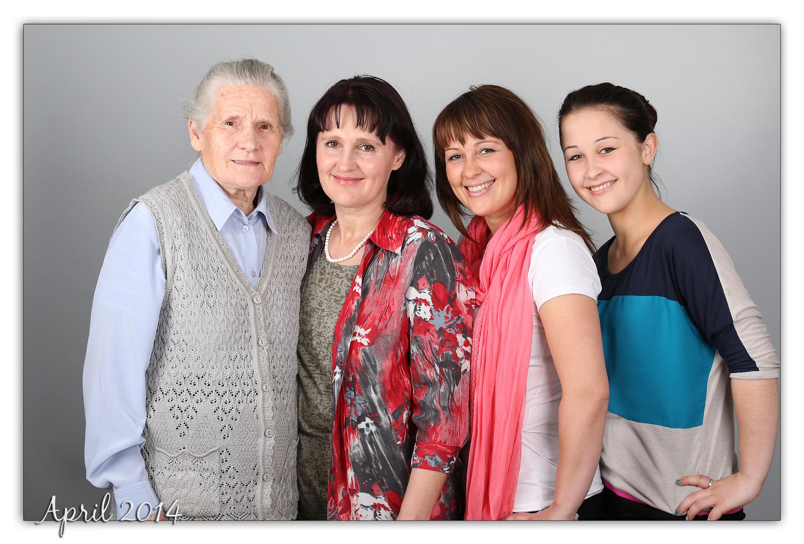 4 Generationen