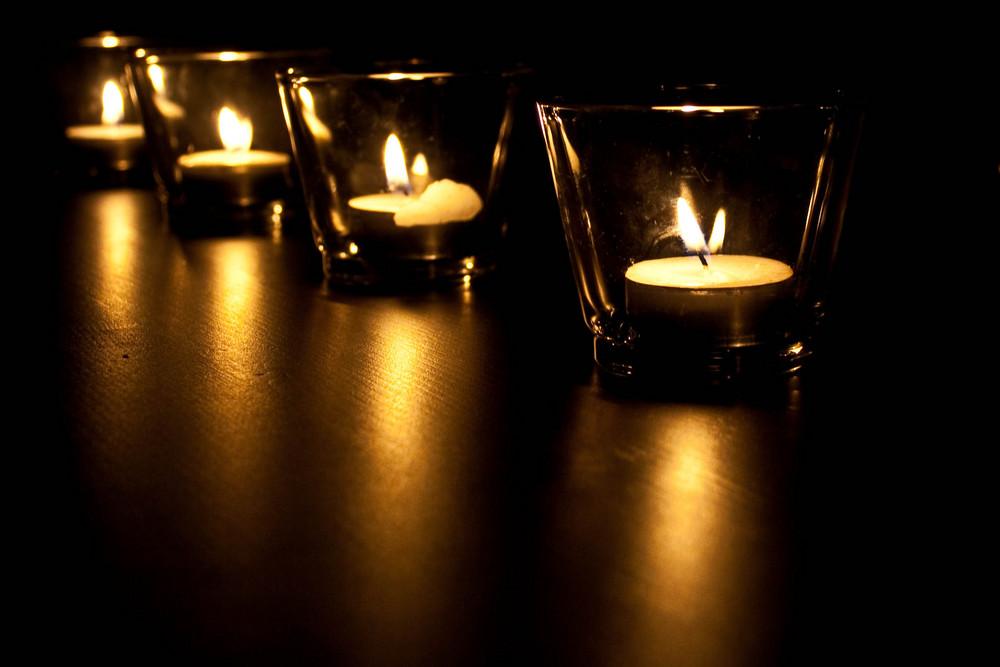 4 Lichter
