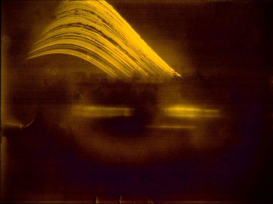 4 Monate Solargraphie, 2. Versuch