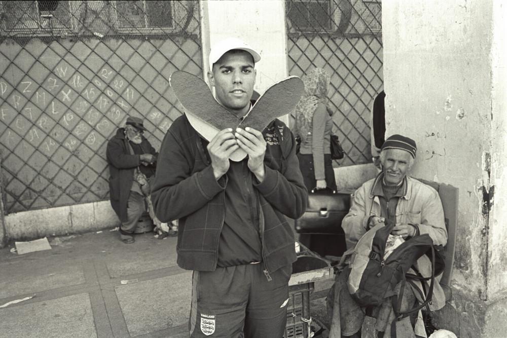 ...4 passi ad Algeri..