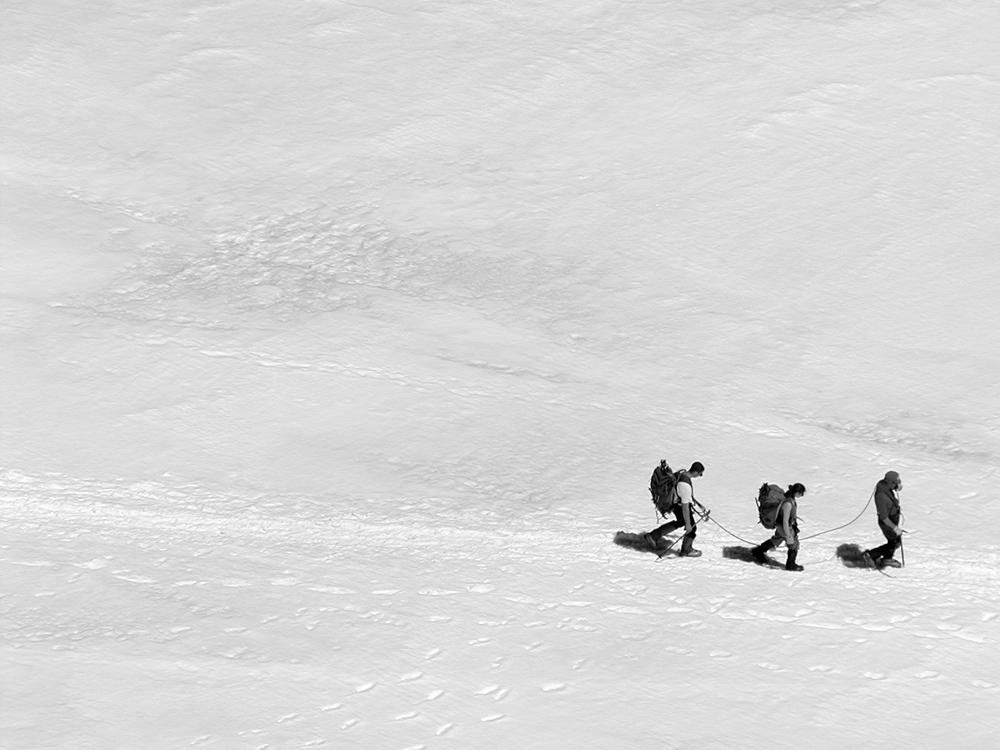 """""""4"""" passi sul mare di ghiaccio"""