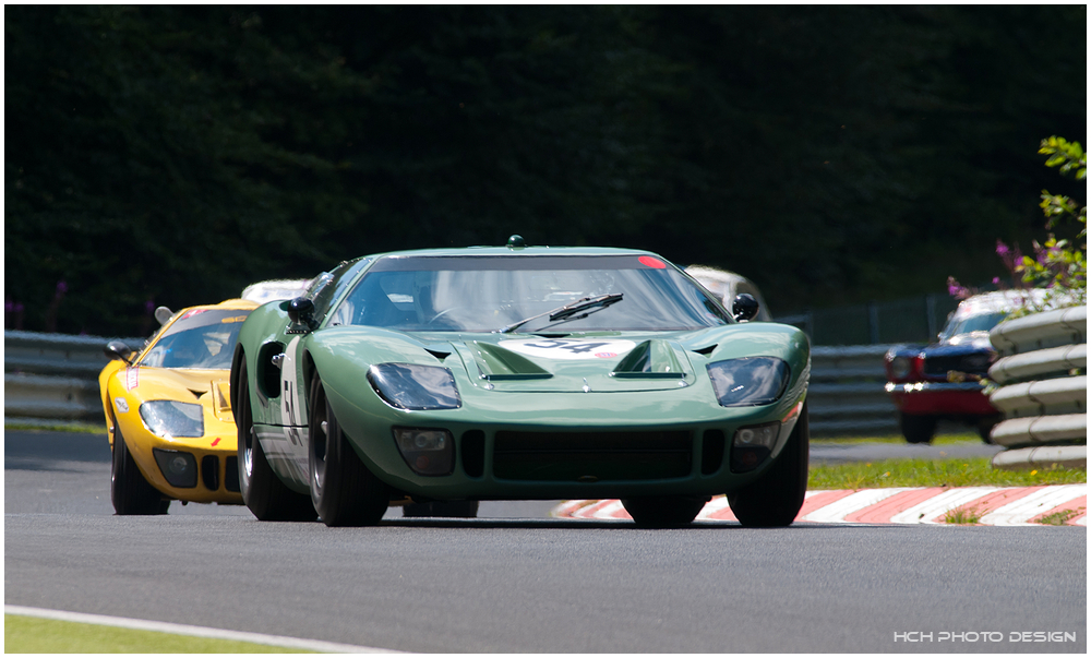 40. AvD OGP / Ford GT40 - Duo
