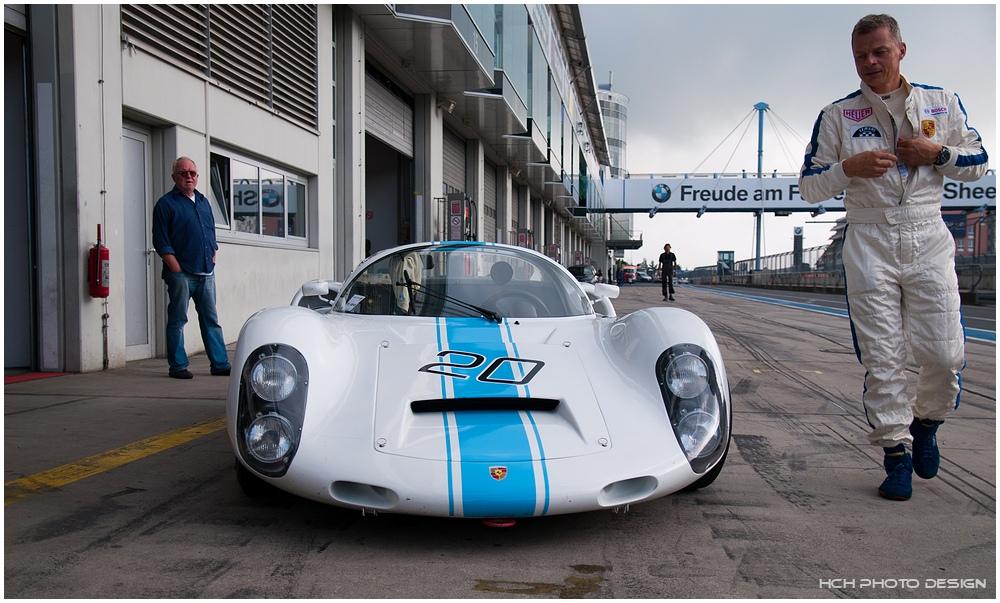 40. AvD OGP / Porsche 910