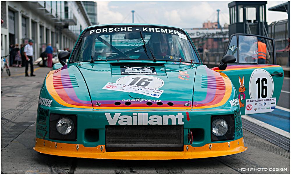 40. AvD OGP / Porsche 935 K2