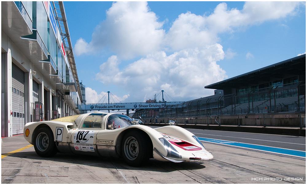 40. AvD OGP / Porsche Carrera 6