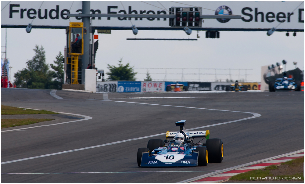 40. AvD OGP / Surtees TS14
