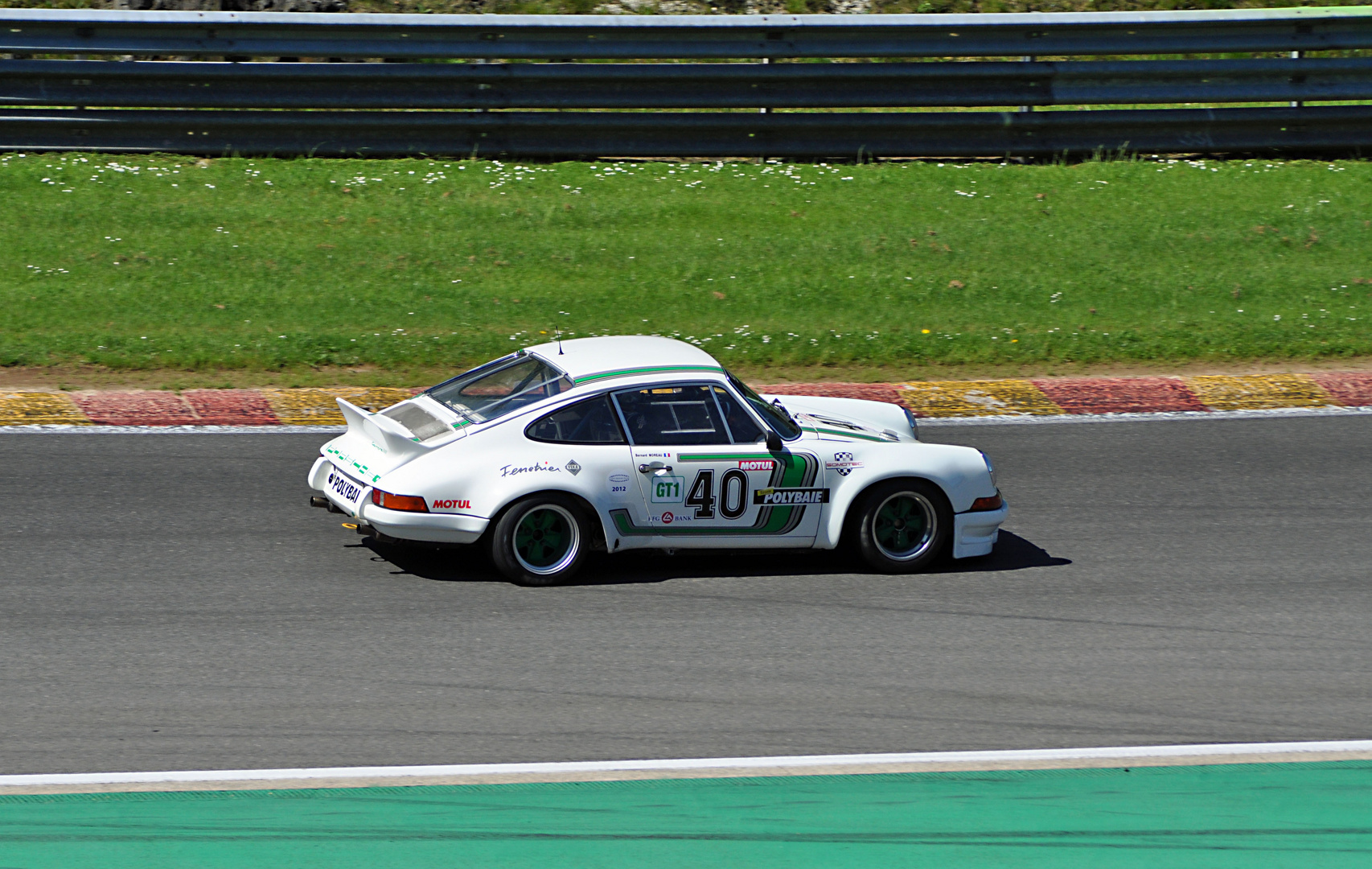 40 Porsche 911 RSR 2.8L Bj.1973