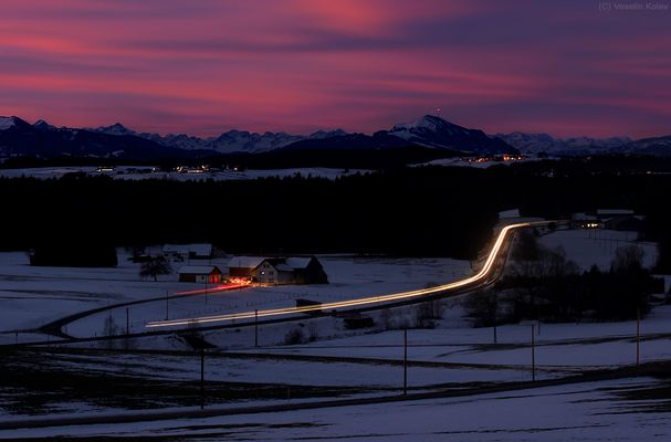 40 Sekunden Allgäu-Panorama