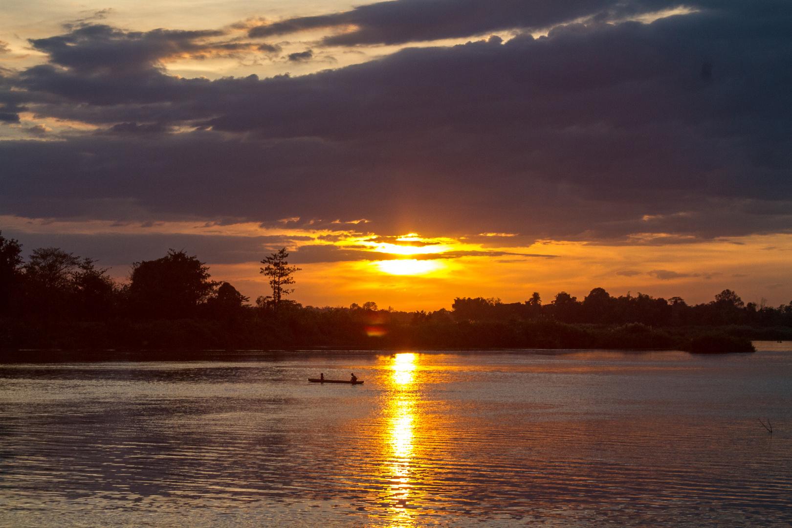4000 Inseln in Laos
