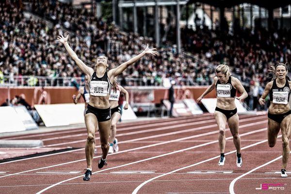 400m Finale DM Kassel