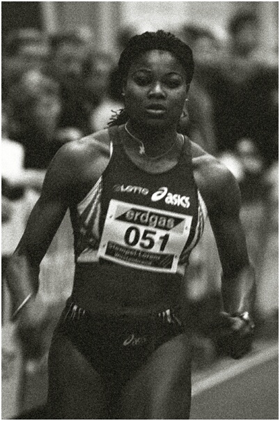 400m Frauen - Florence Ekpo-Umoh