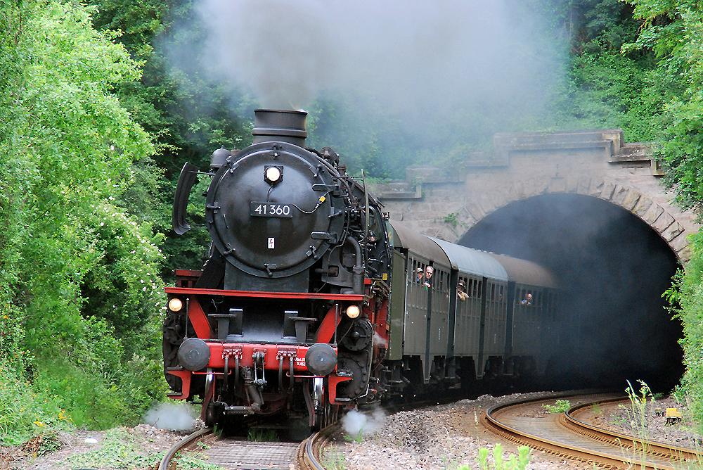 41 360 Ausfahrt Imsweiler Tunnel