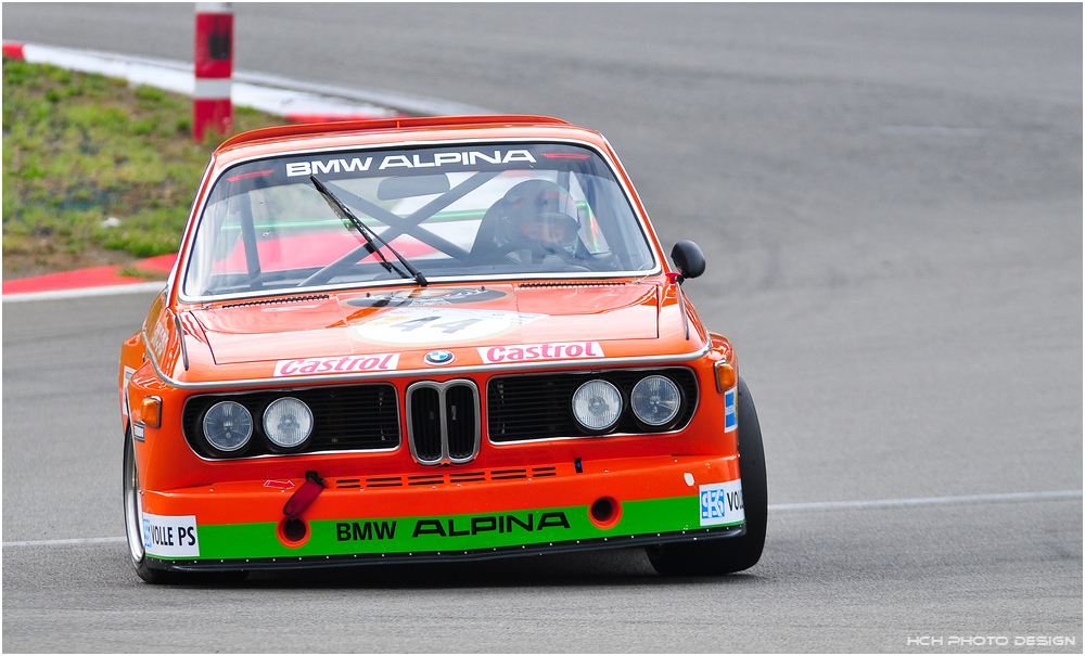41. AvD-OGP 2013 / BMW 3.0 CSL Alpina
