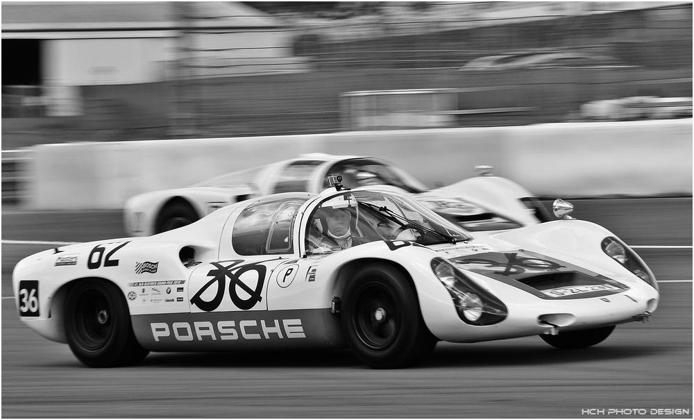 41. AvD-OGP 2013 / Porsche 910 / 906