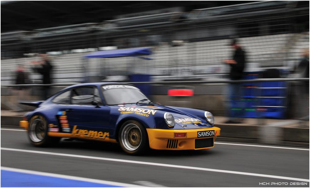 41. AvD-OGP 2013 / Porsche Carrera RSR