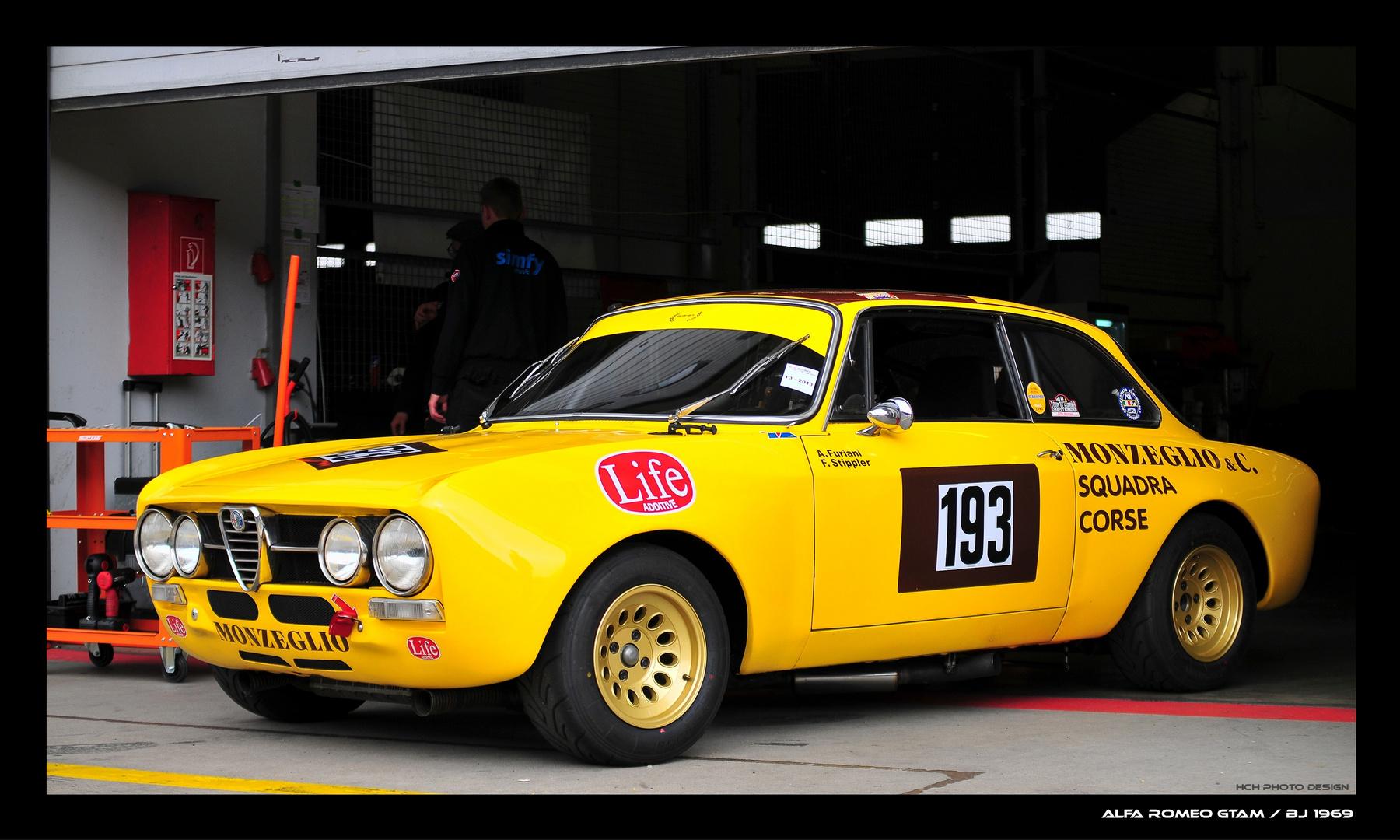 41. AvD OGP / Alfa Romeo GTAm