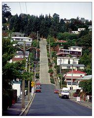 42% - Die steilste Straße der Welt
