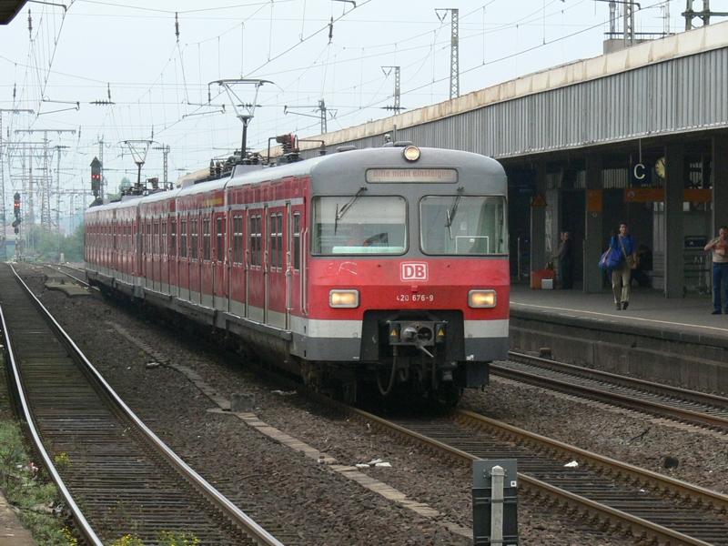 420er in Essen Hbf