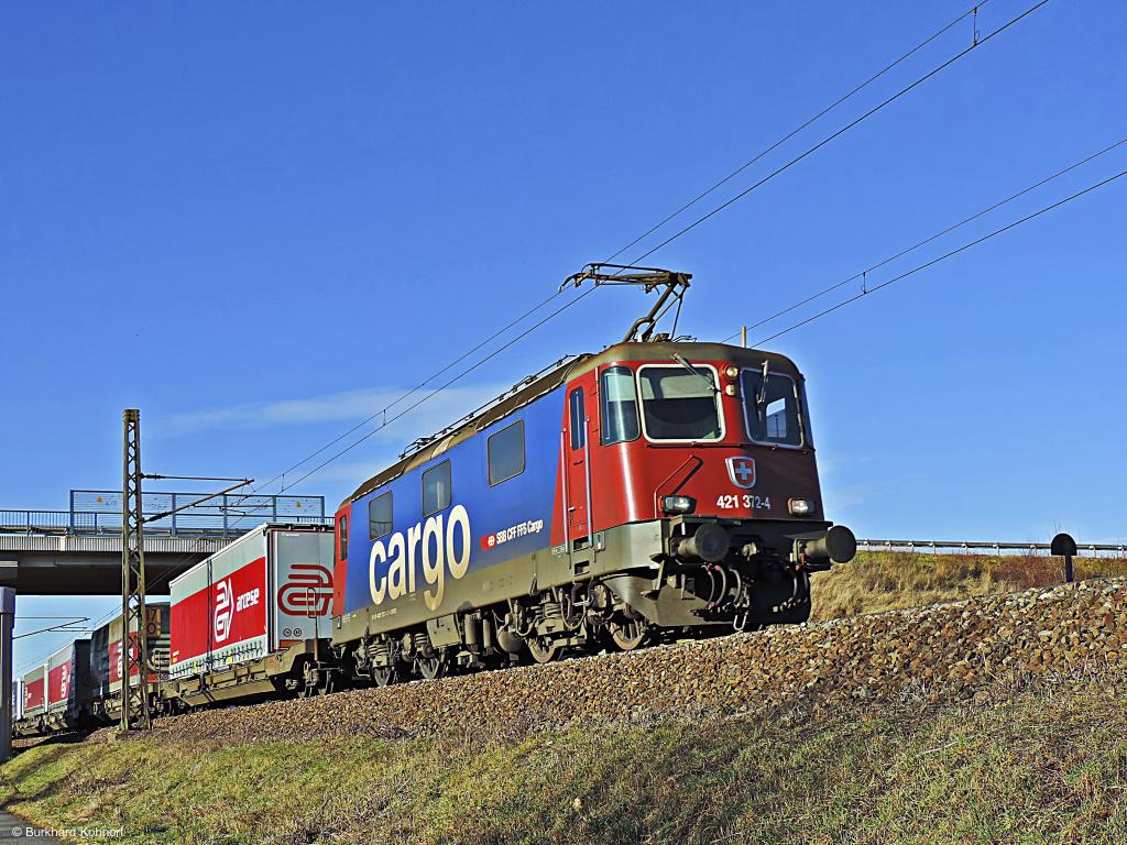 421 375-4 SBB Cargo