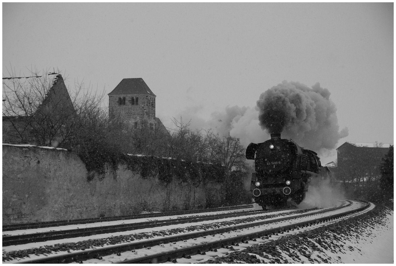 44 1486-8 durcheilt Bernburg...
