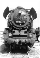 44 1623-6 im Bw Magdeburg 1985