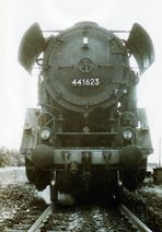 44 1623 im Bw Nordhausen 1965 !