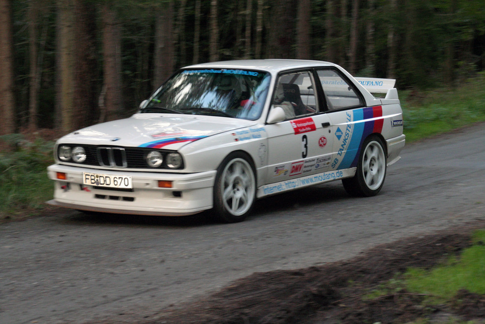 46.Thüringen Rallye rund um Pößneck (1)