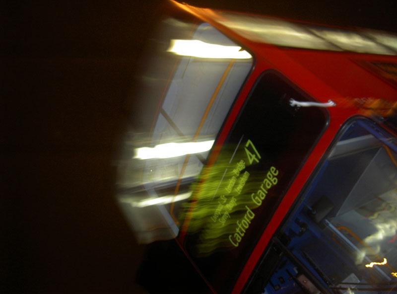 47 catford garage - london busses