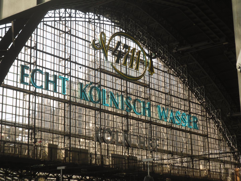 4711 Gare de Cologne