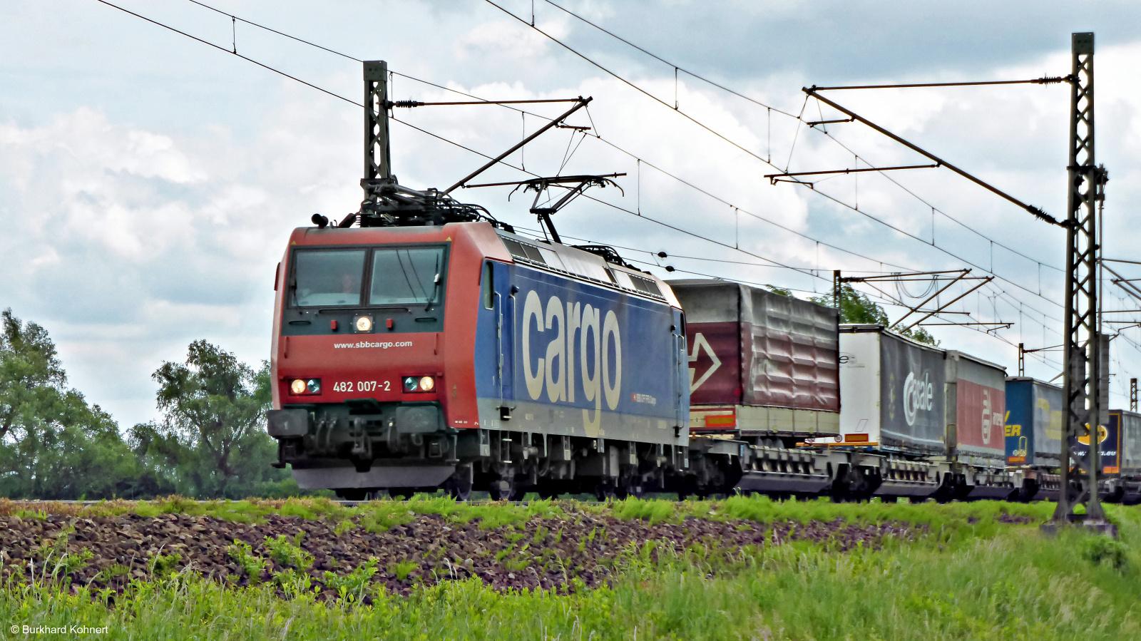 482 007-2 SBB-Cargo