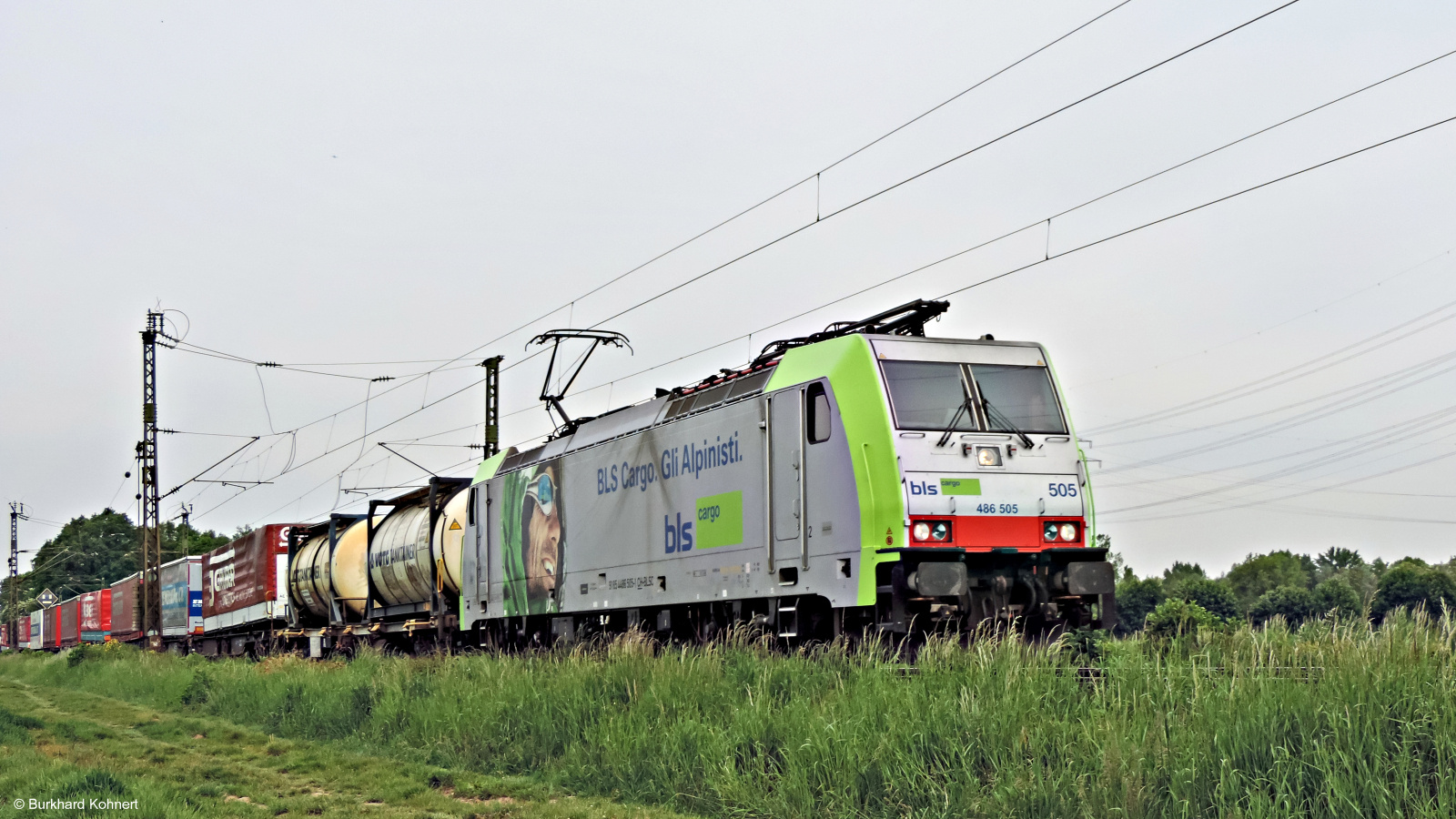 486 505 - BLS Cargo