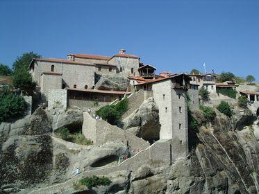 Kloster und Schiffshebewerk
