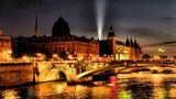 Un soir, la Seine... von JeanPierre