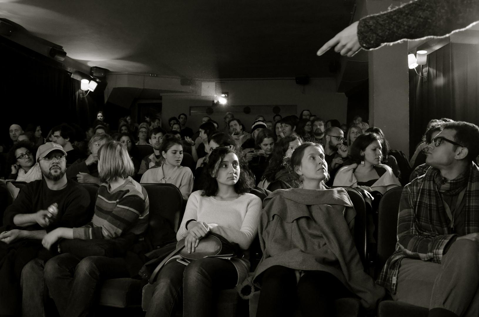 5. ALFILM Festival ein Fingerzeig ins Publikum