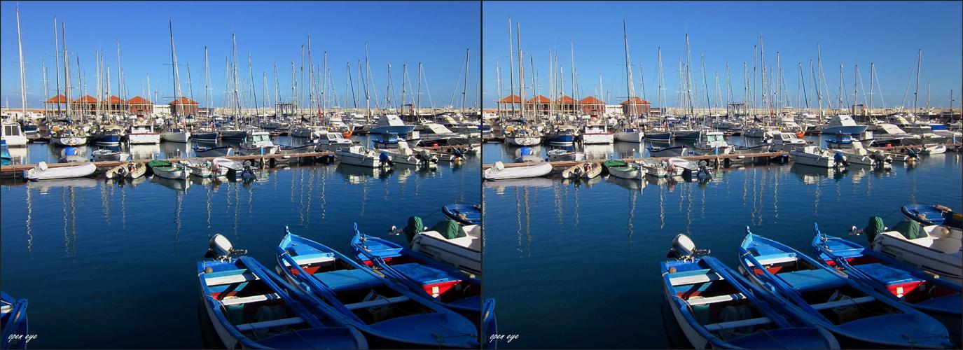 5. _ Am Hafen _ San Sebastian / La Comera _ X View _