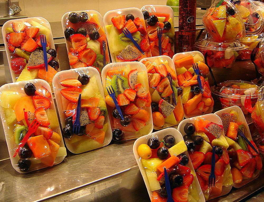 5 FRUITS PAR JOUR .......TOUS   PRETS !!!!