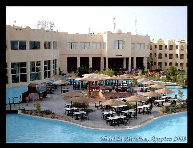5*-Hotel in Hurghada