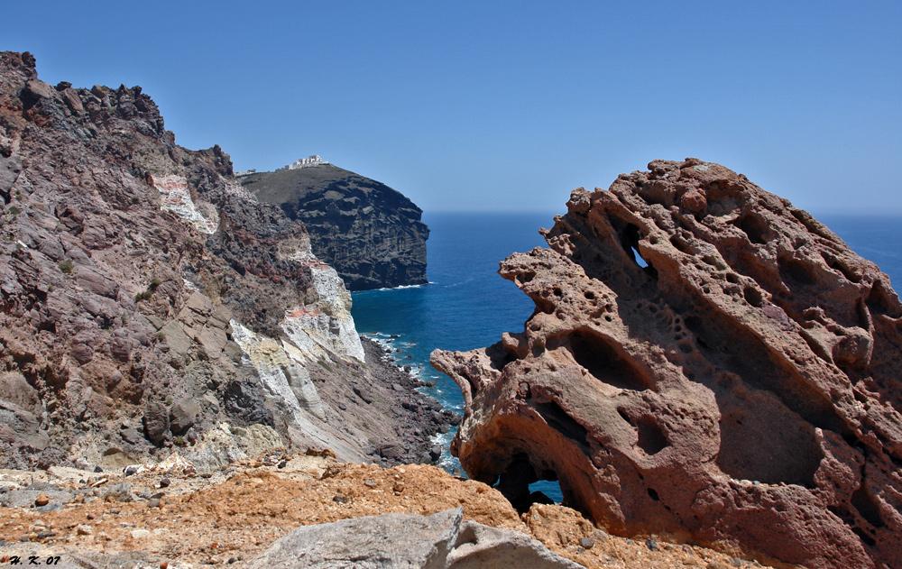 5. Impressionen Santorini