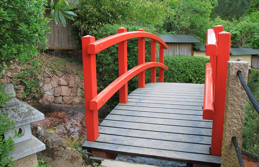 5 - Japanischer Garten