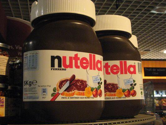 5 kg Nutella