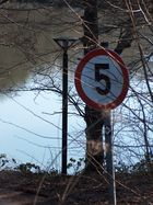 5 km/h erlaubt