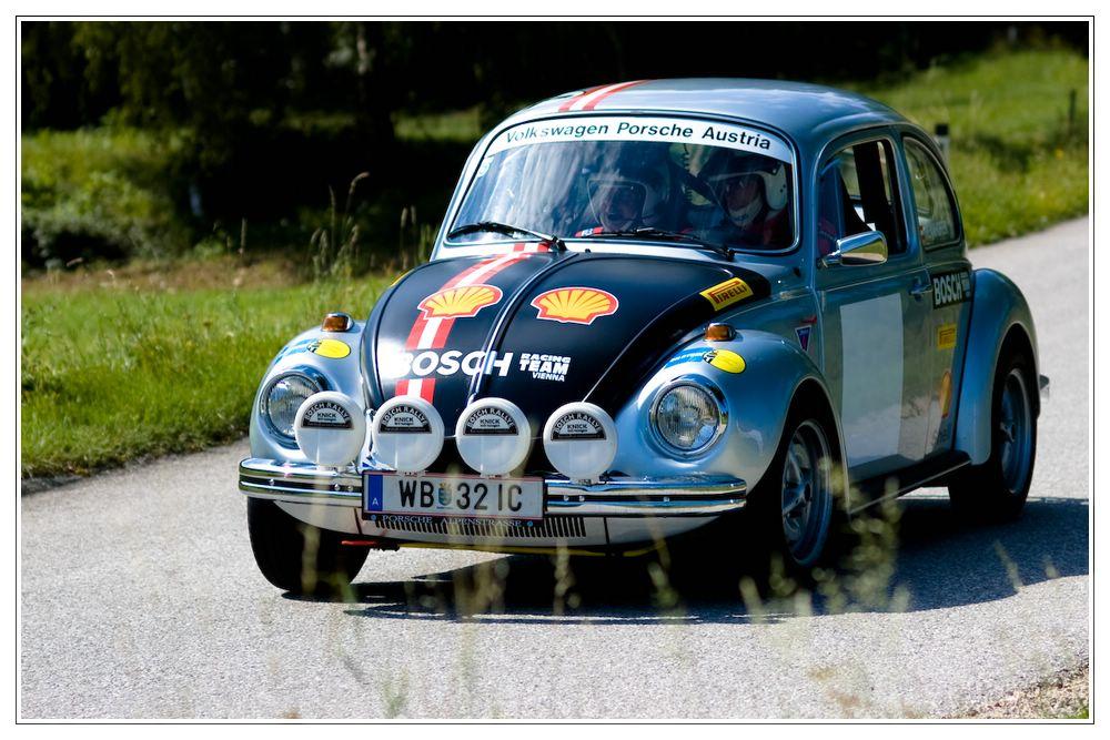 5. Oldtimer-Rally Triest - Wien 10