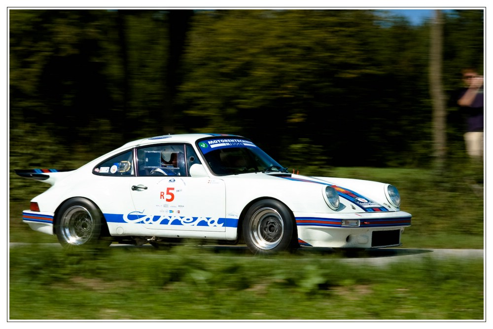 5. Oldtimer-Rally Triest - Wien 23
