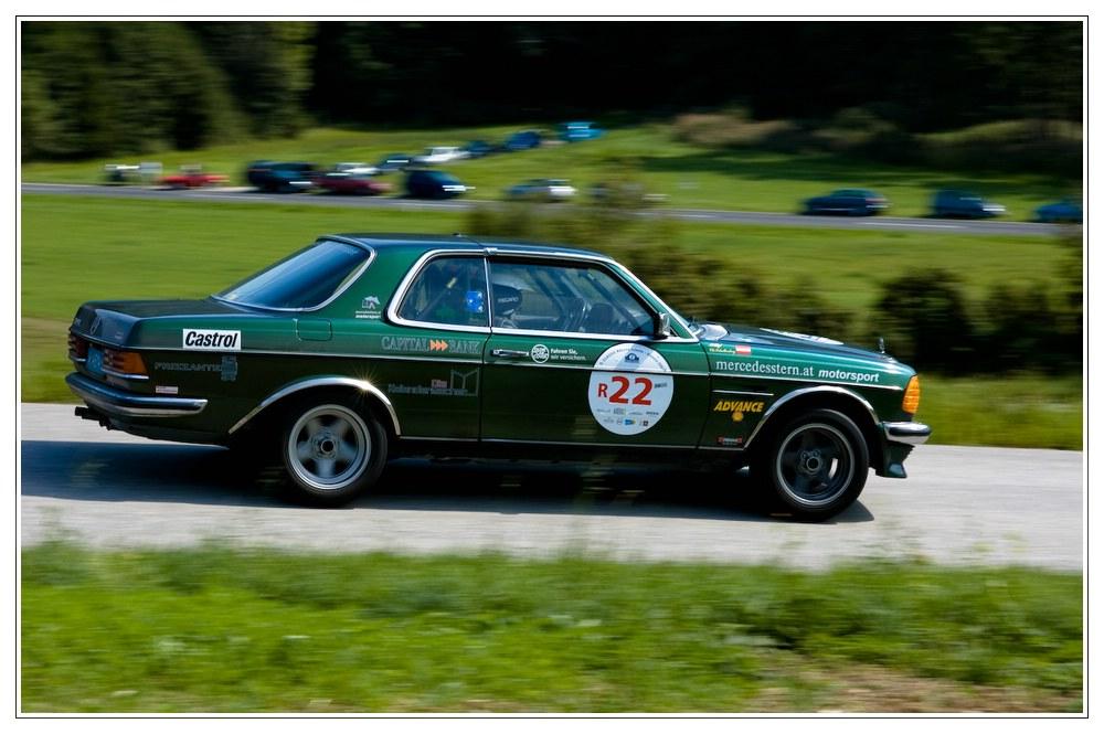 5. Oldtimer-Rally Triest - Wien 32