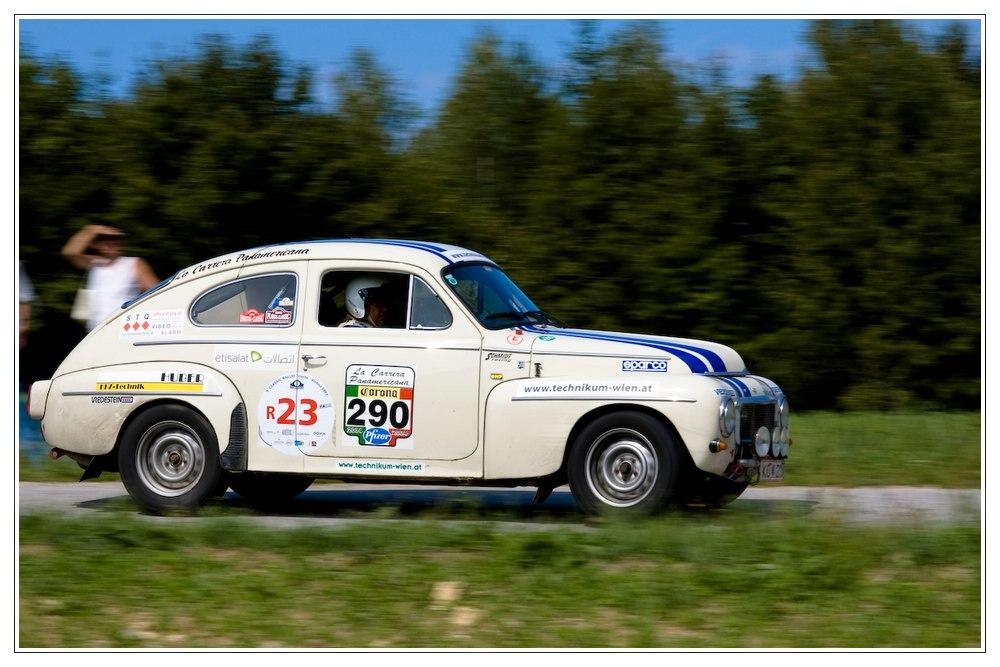 5. Oldtimer-Rally Triest - Wien 39