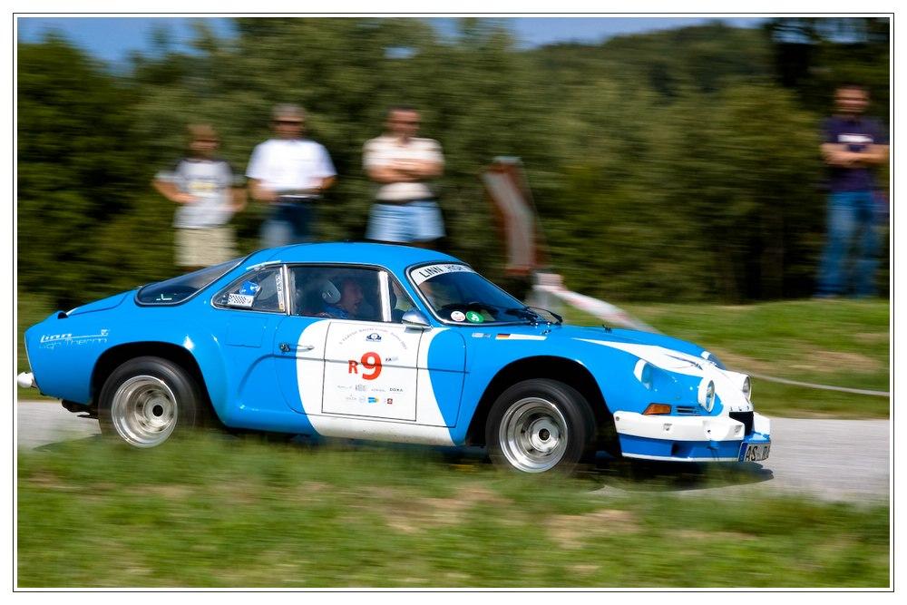 5. Oldtimer-Rally Triest - Wien 49
