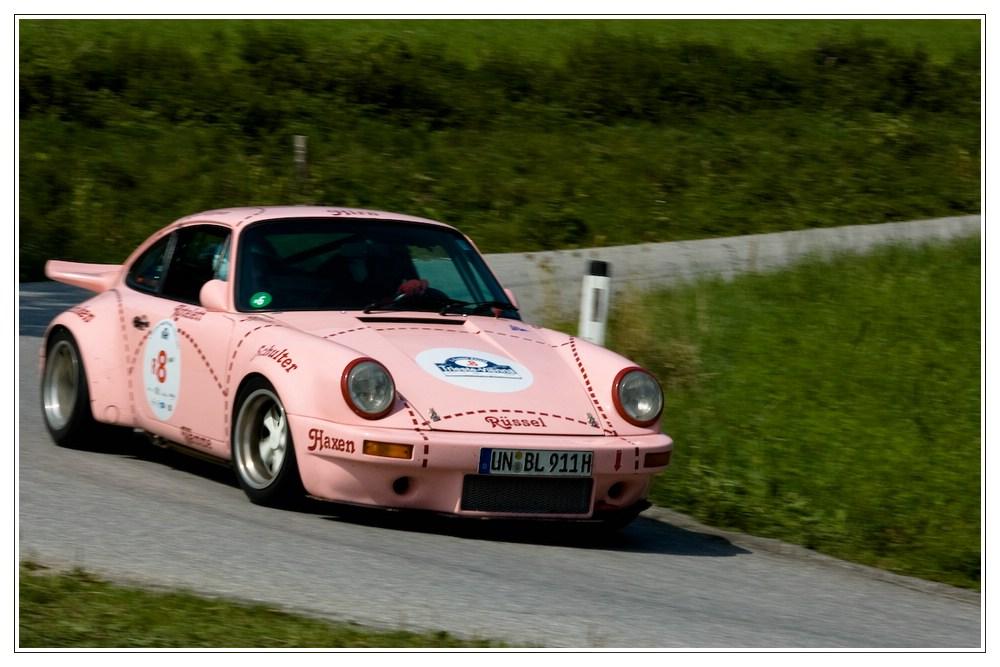 5. Oldtimer-Rally Triest - Wien 57